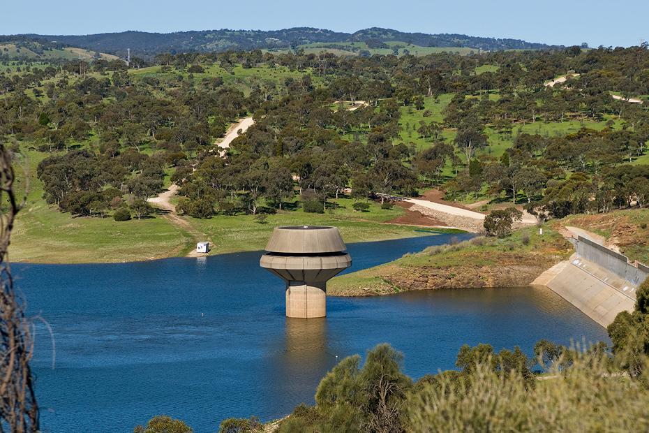 Little Para Reservoir Reserve