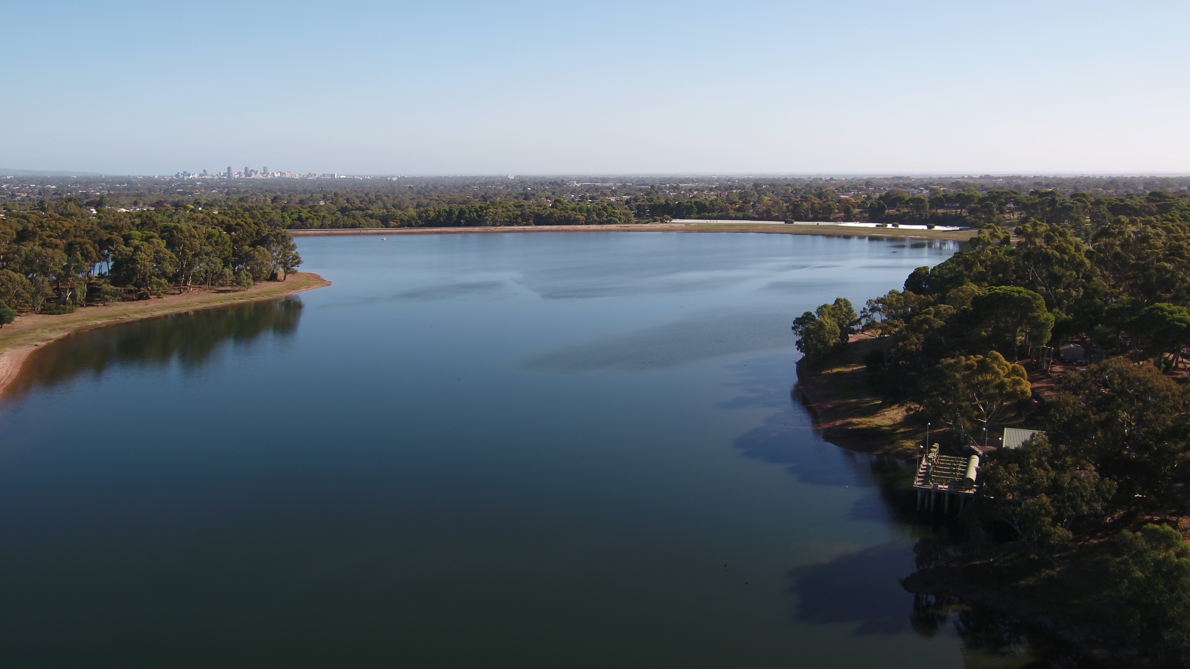 Hope Valley Reservoir Reserve is now open