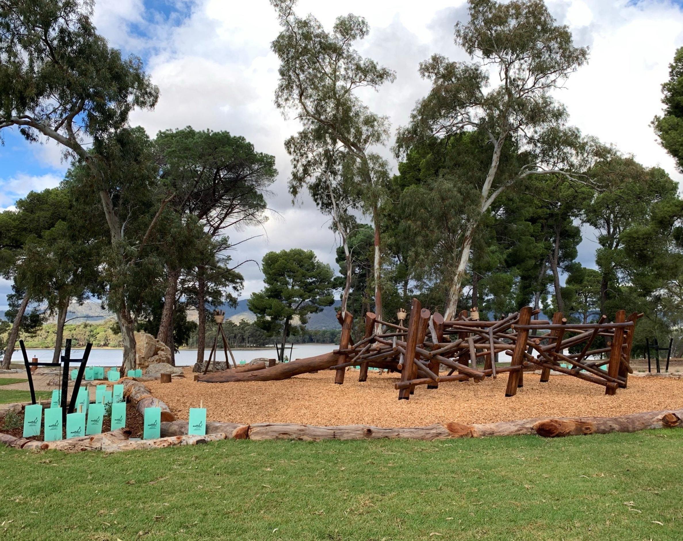 HHope Valley nature playground
